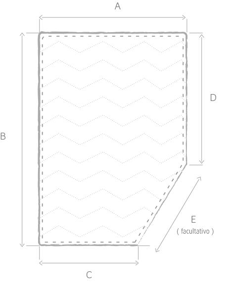 como medir mi colchón
